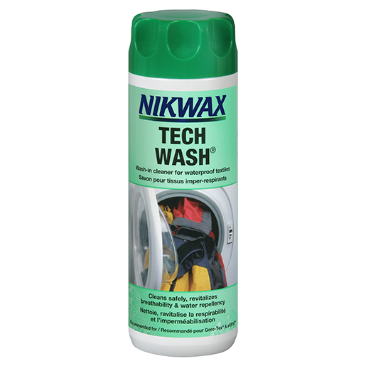Nikwax Tech Wash, 10oz.
