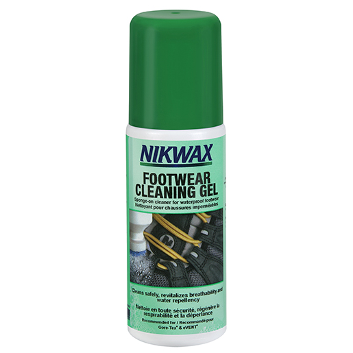 Nikwax Footwear Cleaning Gel, 4.2oz.