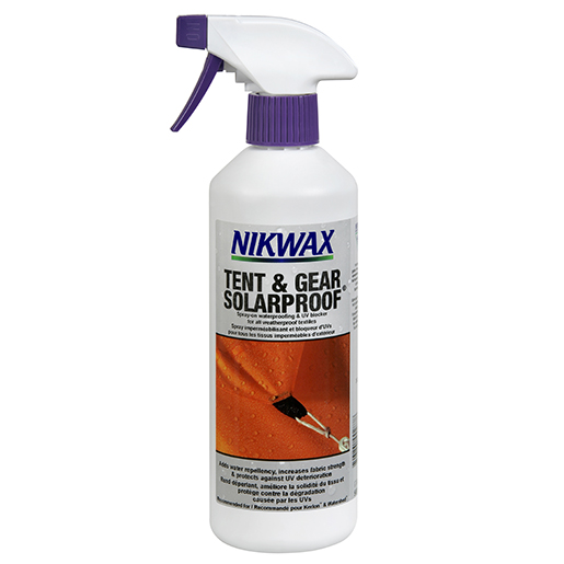 Nikwax Tent & Gear SolarProof Spray, 16.9oz.