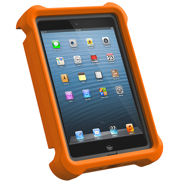 LifeJacket Float For LifeProof iPad mini, Orange Sale $39.88 SKU: 15260482 ID# 1443-01 UPC# 819859010463 :