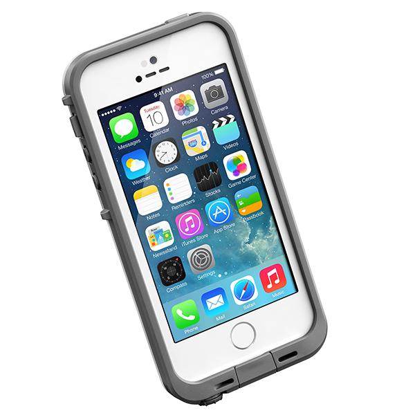 Lifeproof Iphone 5/5s Fre Waterproof Case, White