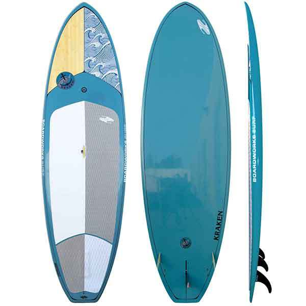 Boardworks 10'3 Kraken Stand-Up Paddleboard