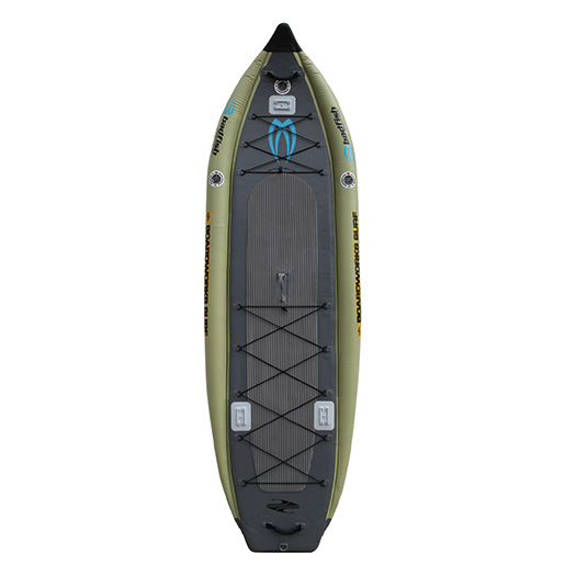 Boardworks 11' Badfisher MCIT Inflatable Stand-Up Paddleboard