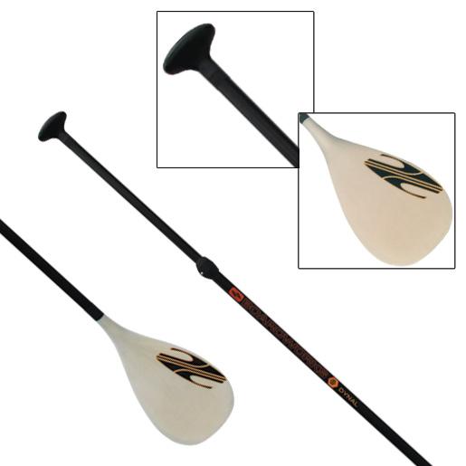 Boardworks Dynal/Fiberglass Adjustable 2-Piece SUP Paddle
