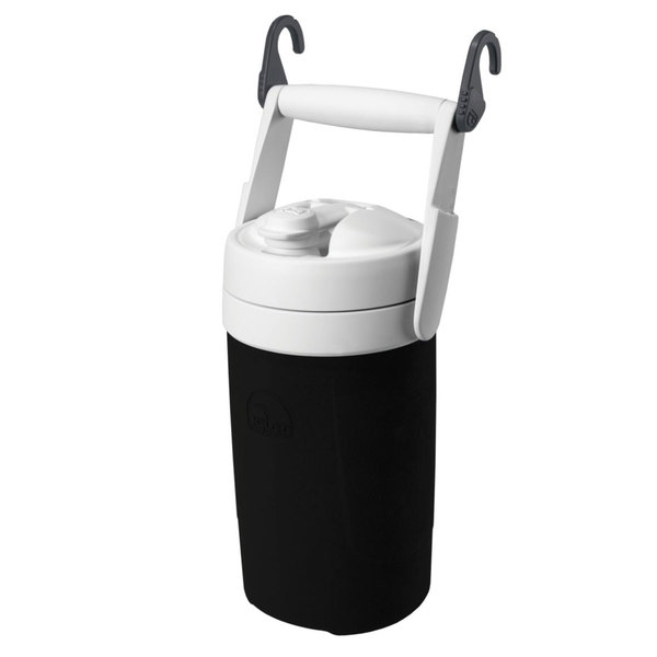 Igloo Sport Cooler, 1/2 Gallon, Black