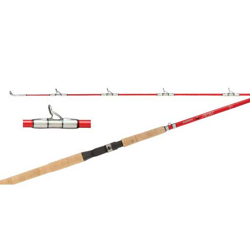 Shimano Terez Waxing Saltwater Spinning Rod, 8'0 MH