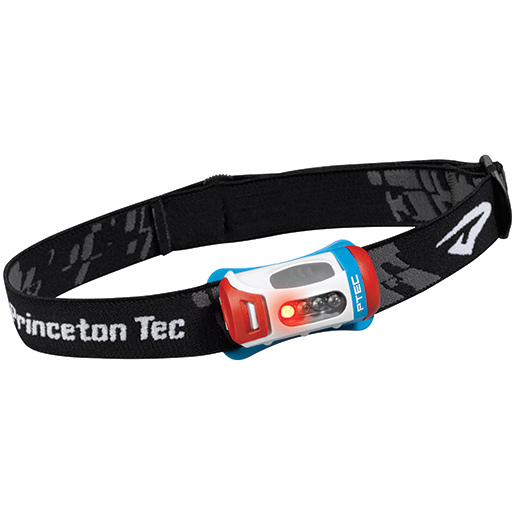 Princeton Tec Fred LED Headlamp Sale $29.99 SKU: 15335359 ID# FRED-R/W/B UPC# 795626019078 :