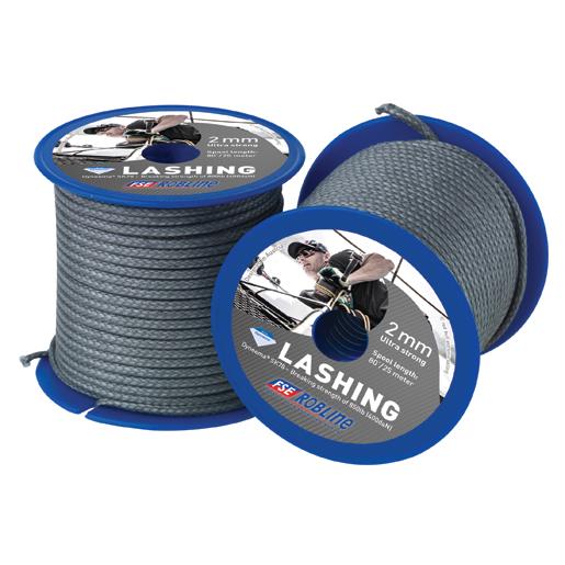 Fse Robline MRX-2 Dyneema Lashing Line Sale $24.99 SKU: 15337272 ID# MRX-2GRY UPC# 9011800022360 :