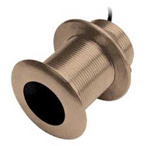 Lowrance CHIRP B150M Sonar Thru-Hull Transducer, 12 Tilt Sale $379.00 SKU: 15354897 ID# 000-11457-001 UPC# 9420024128671 :