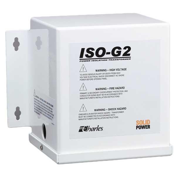 Charles Marine Transformer, 3.6 kVA, 30 Amps, 60 Hz, 120 VAC., 60 lbs. Sale $599.99 SKU: 15358948 ID# 93-ISOG2/6-A UPC# 795836121257 :