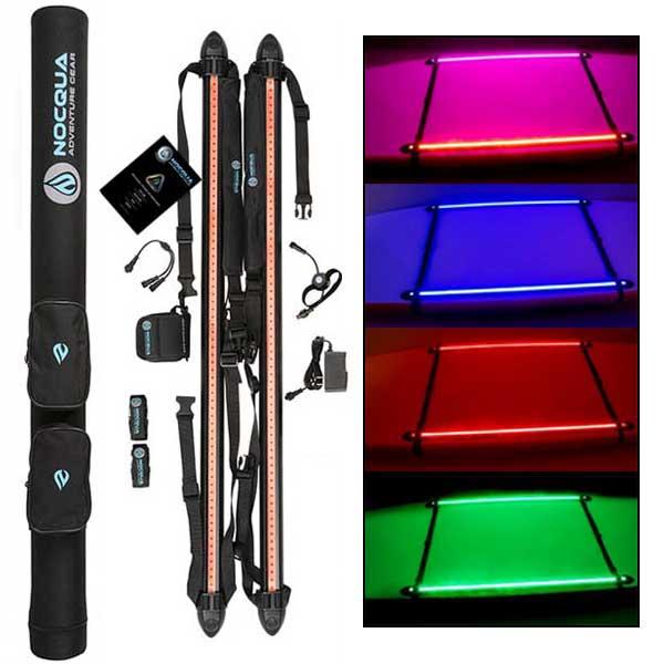 Nocqua Adventure Gear Spectrum - Color LED Light System