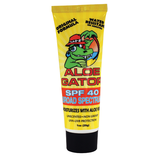 Aloe Gator SPF 40 Aloe Lotion, 1oz. Sale $2.78 SKU: 15405848 ID# 13526 UPC# 17971135266 :