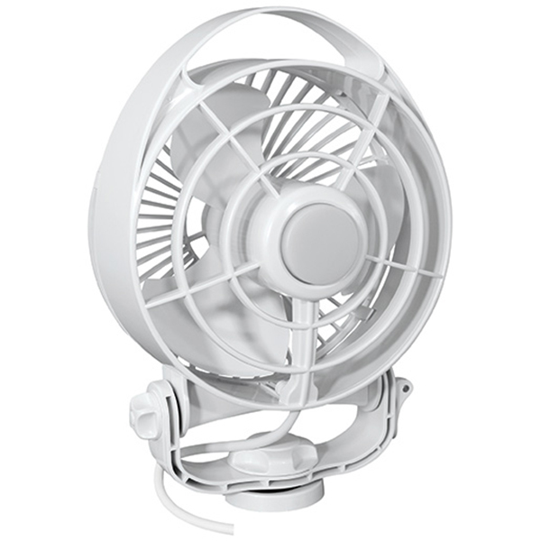Caframo Maestro 12V Variable Speed Fan, White