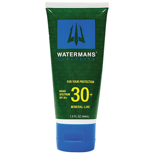 Watermans SPF 30 Mineral Lotion, 1.5oz.