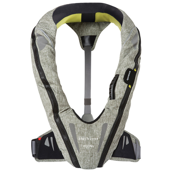 Spinlock Manual Inflatable Deckvest Flow Sale $199.99 SKU: 15535032 ID# DW-FCG/RM UPC# 5025138504010 :