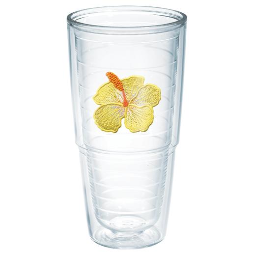Tervis Yellow Hibiscus Tumbler, 24oz. Sale $17.99 SKU: 15538374 ID# HIBI-I-24-Y UPC# 93597040979 :