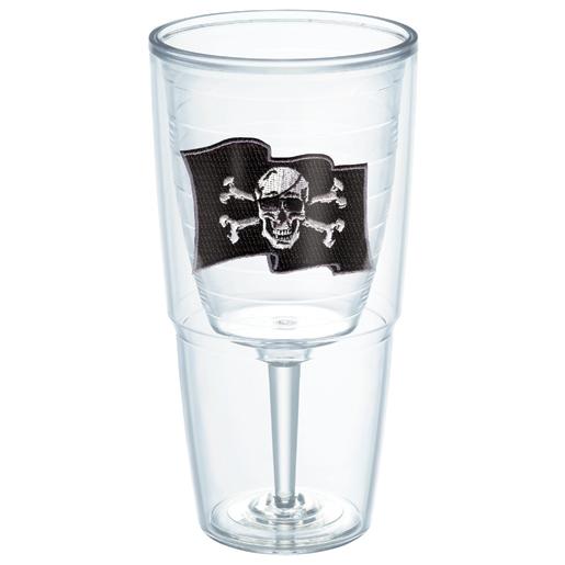 Tervis Pirate Flag Goblet Tumbler Sale $17.99 SKU: 15538408 ID# PIFL-I-23-BO UPC# 93597629167 :