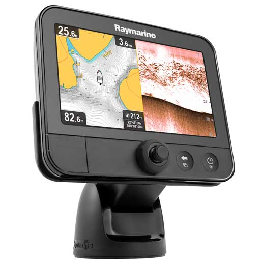 Dragonfly™7 Sonar/GPS with CHIRP DownVision and Navionics Gold Charts