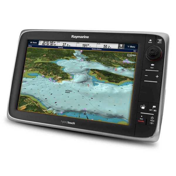 Raymarine e125 12 Multi-Function Display with US LightHouse Vector Charts Sale $2899.99 SKU: 15560394 ID# E70023-LNC UPC# 723193788509 :