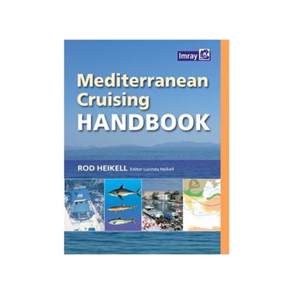 Paradise Cay Publications Mediterranean Cruising Handbook, 6th Edition