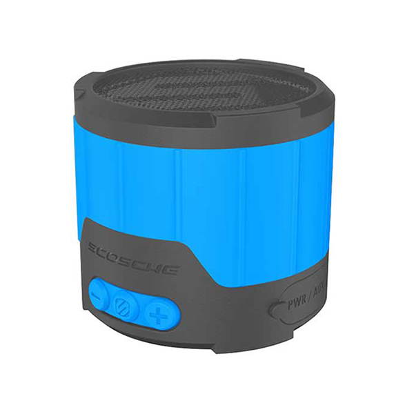 Scosche boomBOTTLE mini Weatherproof Wireless Speaker—Blue