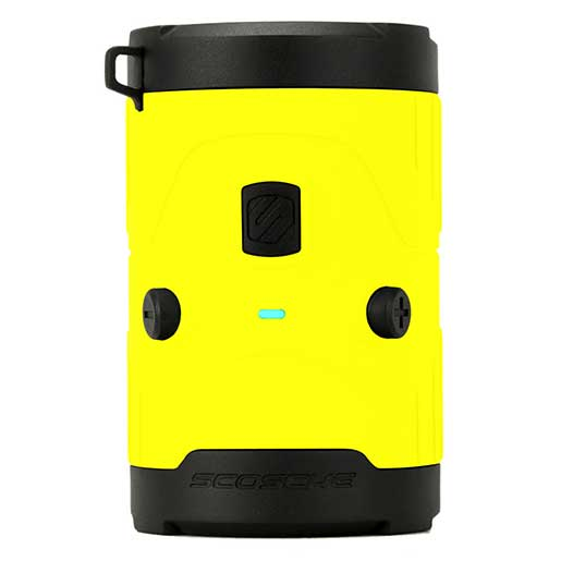 Scosche boomBOTTLE H2O Waterproof Wireless Speaker—Yellow