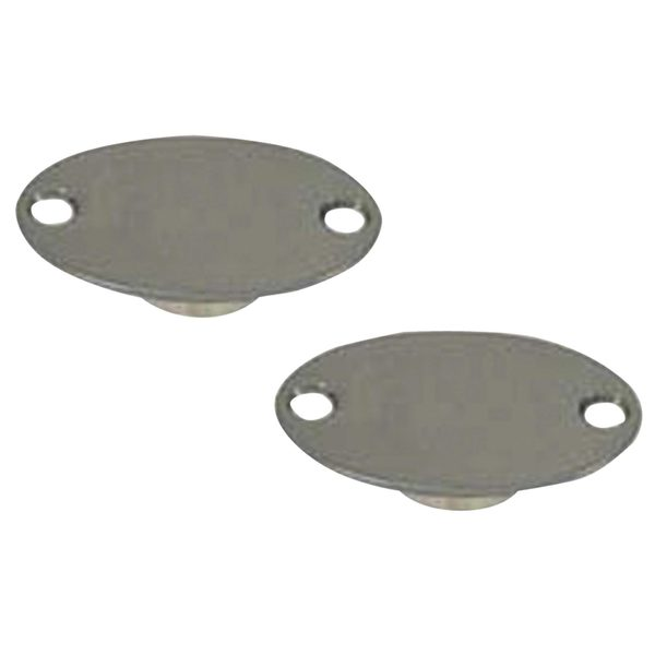 Southco M5 Magnetic Door Holders, 4.4kg Holding Sale $94.99 SKU: 15578644 ID# M5-70-034-8 UPC# 817382011377 :