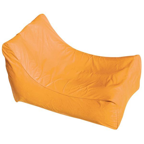Solstice SunSoft Chaise Float, Orange Sale $59.99 SKU: 15592793 ID# 15010-O UPC# 723815150134 :