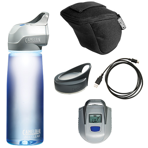 Camelbak All Clear UV Water Purification System, 25oz.