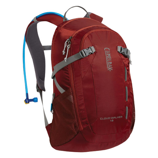 Camelbak Cloud Walker 18 Hiking Pack Red