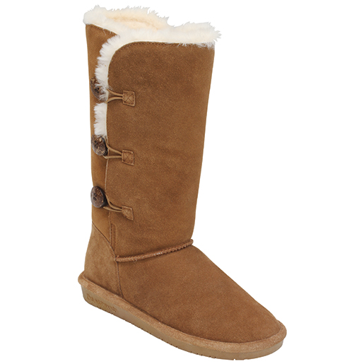 Bear Paw Tackle Womens Lauren Boots Brown