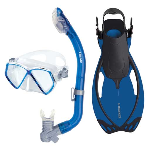 HEAD Junior Pirate Snorkel Set, Large/Extra Large Sale $49.95 SKU: 15627334 ID# 480306SFBL LXL UPC# 792460114426 :