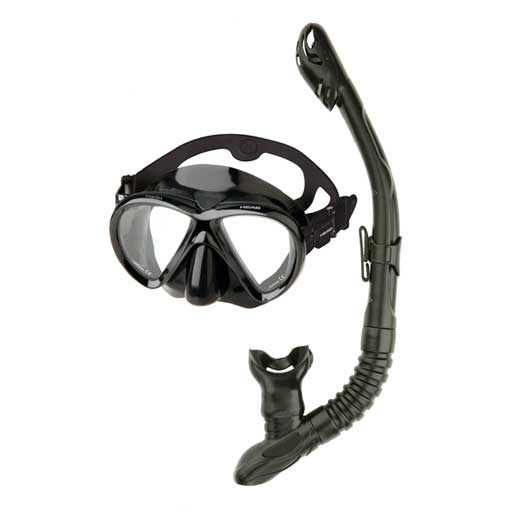 HEAD Marlin Purge Dry Combo Snorkel Set, Black Sale $49.95 SKU: 15627375 ID# 481209HBBK BK UPC# 792460100771 :