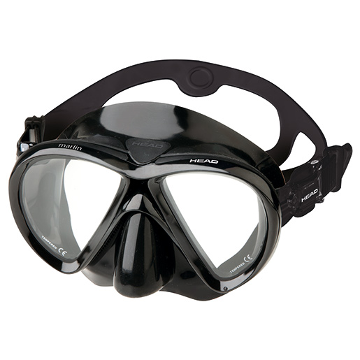 HEAD Marlin Purge Mask, Black Sale $34.95 SKU: 15627474 ID# 481215HMBK BK UPC# 792460100948 :