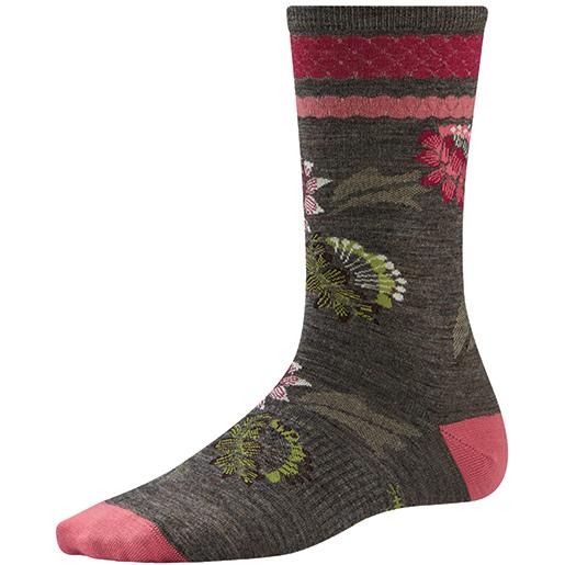 Smartwool Women's Blossom Bitty Socks Tan