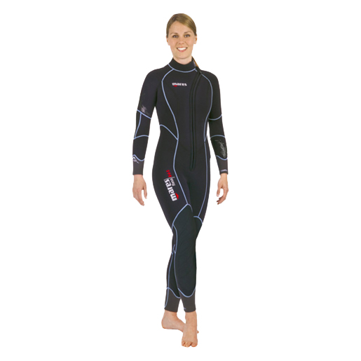 Mares Flexa She Dives Wetsuit, 5-4-3mm, Size 14