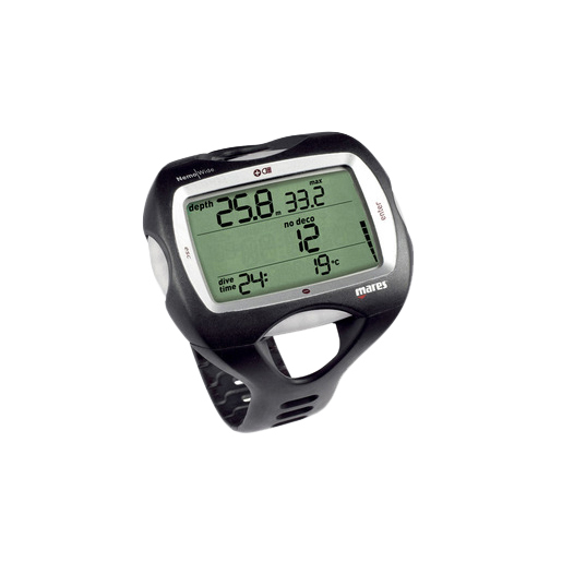 Mares Nemo Wide Wrist-Mounted Dive Computer Sale $530.95 SKU: 15665375 ID# 414114 UPC# 768225115182 :