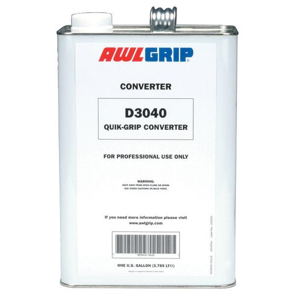Awlgrip Quik-Grip Fast-Dry Two-Part Urethane Primer, Converter, Gallon Sale $119.99 SKU: 15683352 ID# OD3040/1GLUS UPC# 841006068188 :