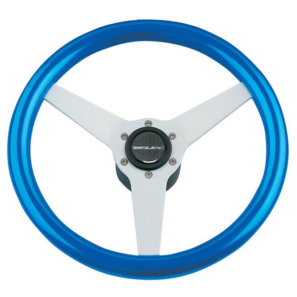 Uflex Ponza BL/S Steering Wheel Sale $299.99 SKU: 15697212 ID# PONZA BL/P UPC# 702755023692 :