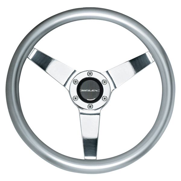 Uflex Ponza S/P Steering Wheel Sale $299.99 SKU: 15697261 ID# PONZA SP UPC# 702755018674 :
