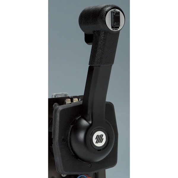 Uflex B184MERC Single Lever/Dual Action Mercury Control with Trim and Connection Kit Sale $294.99 SKU: 15698368 ID# B184MERC UPC# 702755038016 :