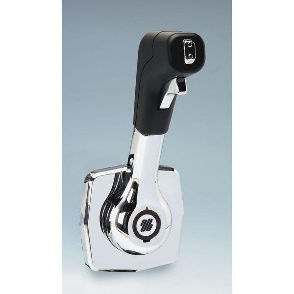 Uflex B310 Single Lever Side Mount Control—Black Handle Grip Sale $414.99 SKU: 15698541 ID# B310B UPC# 702755034971 :