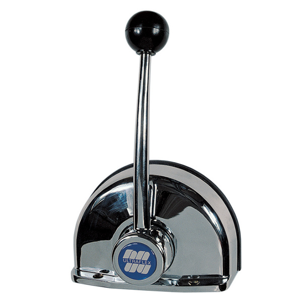 Uflex Single Lever Chrome Top-Mount Engine Control Sale $309.99 SKU: 15702004 ID# B-103 UPC# 702755006985 :