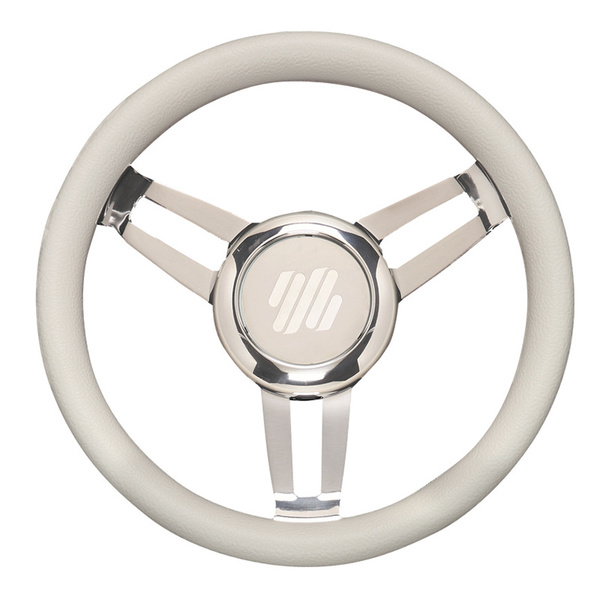 Uflex Foscari W Steering Wheel Sale $274.99 SKU: 15705767 ID# FOSCARI V/CH/W UPC# 702755038528 :