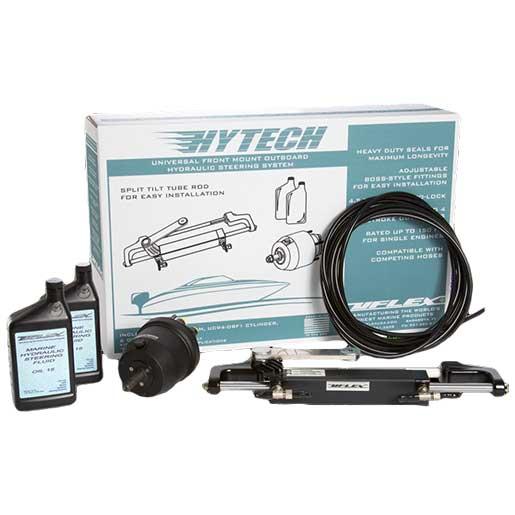 Uflex Hytech Hydraulic Outboard Steering System Sale $729.99 SKU: 15705981 ID# HYTECH 1.0 UPC# 702755041078 :