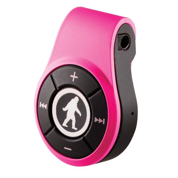 Outdoor Technology Adapt Bluetooth Headphone Adapter, Pink
