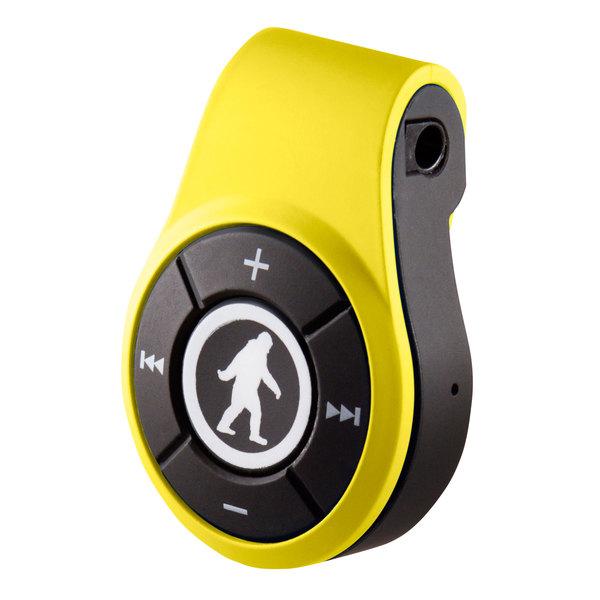 Outdoor Technology Adapt Bluetooth Headphone Adapter, Yellow