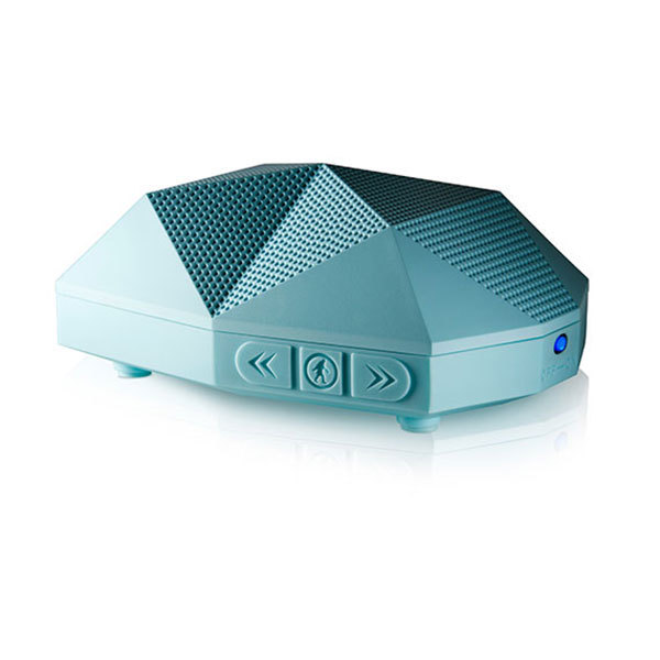 Outdoor Tech Turtle Shell 2.0 Rugged Wireless Bluetooth Speaker—Sea Foam