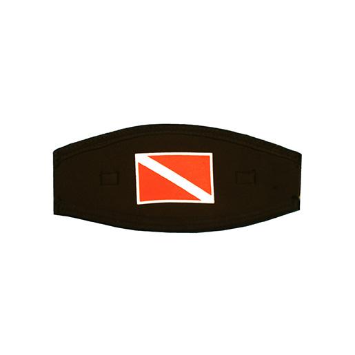 Trident Marine Dive Flag Split Mask Strap Cover Sale $10.99 SKU: 15722887 ID# RPH56-I UPC# 618152036244 :