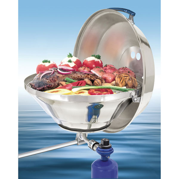 Magma Party Size Marine Kettle Gas Grill Sale $199.99 SKU: 15724933 ID# A10-215 UPC# 88379101672 :